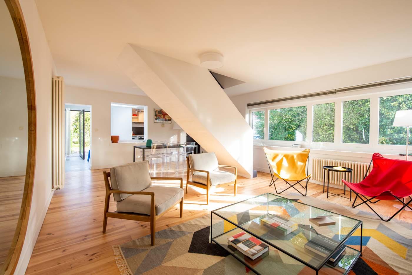 """Maison """"Zig-zag"""" - Architecture de Collection"""